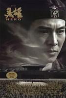 Hero Nameless Jet Li Wall Poster
