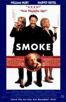 "Smoke - 11"" x 17"", FulcrumGallery.com brand"