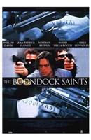 Boondock Saints - style A (Italian) Fine Art Print