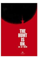 """The Hunt for Red October - 11"""" x 17"""""""