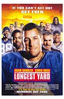 The Longest Yard Adam Sandler Framed Print