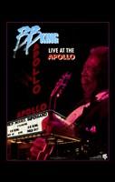 Bb King Live At the Apollo Fine Art Print