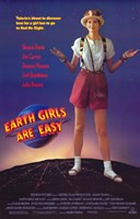 """Earth Girls Are Easy - 11"""" x 17"""""""