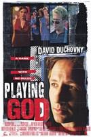 "Playing God - 11"" x 17"""