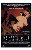 Perfect Blue Fine Art Print