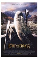 Lord of the Rings: the Two Towers Gandalf the Gray Fine Art Print