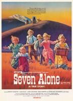 """Seven Alone - 11"""" x 17"""""""