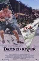 "Damned River - 11"" x 17"", FulcrumGallery.com brand"