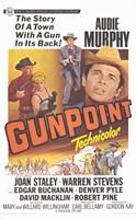 """Gun Point - 11"""" x 17"""""""