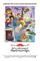 "New Adventures of Pippi Longstocking  th - 11"" x 17"""