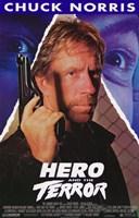 """Hero and the Terror - 11"""" x 17"""""""