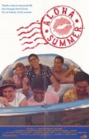 "Aloha Summer - 11"" x 17"", FulcrumGallery.com brand"