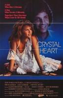 "Crystal Heart - 11"" x 17"""