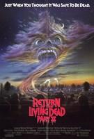 """Return of the Living Dead 2 - 11"""" x 17"""""""