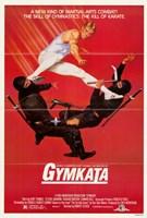 """Gymkata - 11"""" x 17"""""""