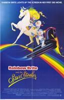 "Rainbow Brite - 11"" x 17"""