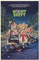 """Night Shift - 11"""" x 17"""""""