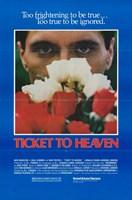 "Ticket to Heaven - 11"" x 17"""