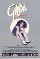 """11"""" x 17"""" Gilda"""