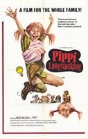 """Pippi Longstocking - 11"""" x 17"""""""