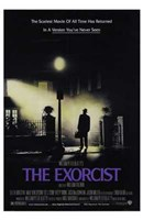 The Exorcist Scariest Movie Fine Art Print