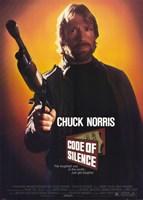 "Code of Silence - 11"" x 17"""