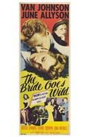 """The Bride Goes Wild - 11"""" x 17"""""""