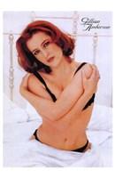 "Gillian Anderson - 11"" x 17"""