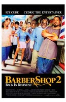 Barbershop 2: Back in Business Wall Poster