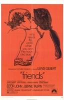 "Friends - 11"" x 17"""