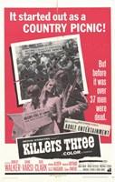 """Killers Three - 11"""" x 17"""" - $15.49"""