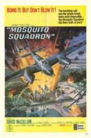 "Mosquito Squadron - 11"" x 17"""