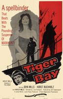 "Tiger Bay (movie poster) - 11"" x 17"""