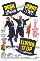 "Living it Up - 11"" x 17"", FulcrumGallery.com brand"