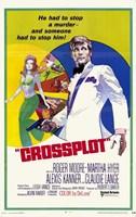 """Crossplot - 11"""" x 17"""""""