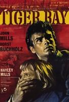 "Tiger Bay - 11"" x 17"""