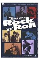"""The History of Rock 'N' Roll - 11"""" x 17"""" - $15.49"""