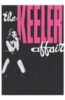 """Christine Keeler Affair - 11"""" x 17"""""""