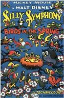 """Birds in the Spring - 11"""" x 17"""" - $15.49"""