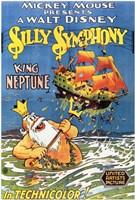 """King Neptune - 11"""" x 17"""" - $15.49"""