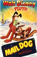 """Mail Dog - 11"""" x 17"""""""