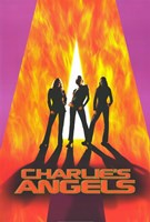 Charlie's Angels Wall Poster