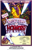 Little Shop of Horrors (Musical) Fine Art Print