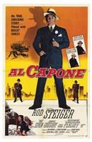 """11"""" x 17"""" Al Capone"""