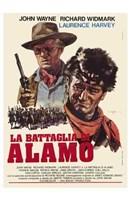 The Alamo Lawrence Harvey Wall Poster