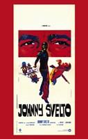 "Black Belt Jones Johnny Svelto - 11"" x 17"""