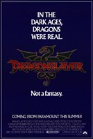 "Dragonslayer - 11"" x 17"""
