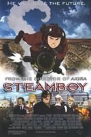"""Steamboy - 11"""" x 17"""""""