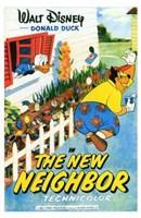 """New Neighbor - 11"""" x 17"""""""