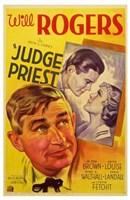 "Judge Priest - 11"" x 17"""